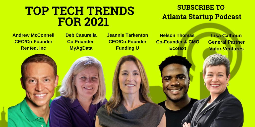 Ep. 57 – Top Tech Trends of 2021