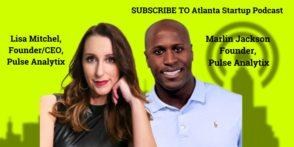 Ep. 77 – Marlin Jackson And Lisa Mitchell of Pulse Analytix Help Police Protect All of Us