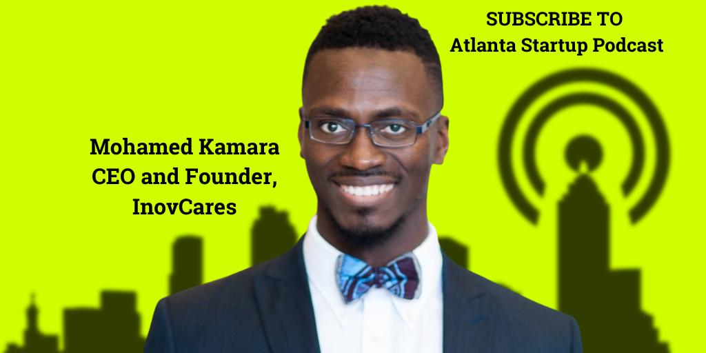 Ep. 90 –  Modernizing Healthcare for Women of Color with Mohamed Kamara